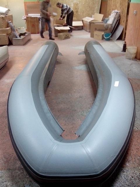 краска для пластиковой лодки в спб