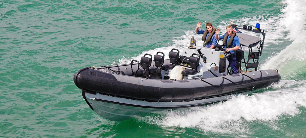 ремонт лодок риб